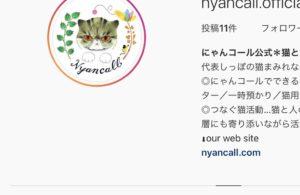 Instagramに、新アカウントを追加しました。